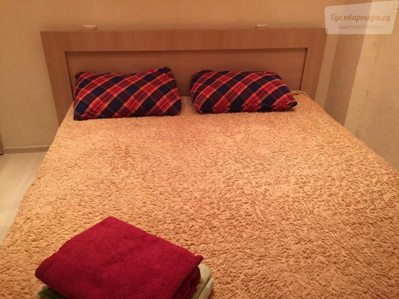 1-комнатная квартира на сутки за 1100, улица Максима Горького, 164 в Ижевске: 33м2, 9 этаж